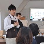 COFFEE&TEA workshop in SPACE R